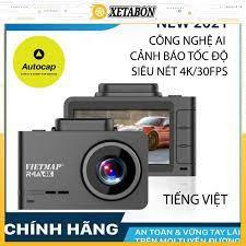 Camera Hành Trình Ô Tô VIETMAP R4A , Định Vị GPS, Quay Phim Ultra 4K Chính  Hãng VietMap - Camera hành trình - Action camera và phụ kiện