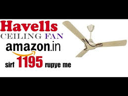 havells nicola 1200mm ceiling fan gold mist and copper