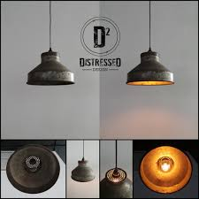 farmhouse pendant lighting. Milk Can Funnel Pendant Light By DesignDistressed On Etsy, $150.00 · Farmhouse LightingIndustrial Lighting