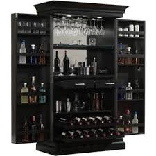 in home bar furniture. Delighful Bar Ashley Heights Black Stain Home Bar Wine Cabinet Inside In Furniture