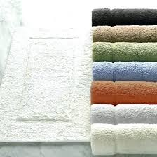 cotton bath rugs with latex backing elegance cotton bath rug rugs without latex backing luxury s