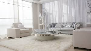 White Living Room Design L Shaped Brown Leather Leather Chesterfield Sectional Sofa With