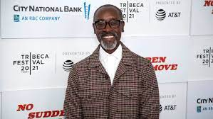 Don Cheadle Reacts to Emmy Nomination ...