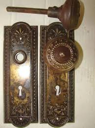 Perfect Antique Door Knobs Hardware Restoration R On Models Design