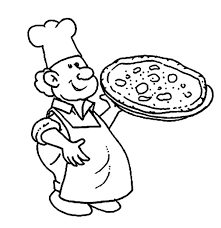 Small Picture Top 79 Chef Coloring Pages Free Coloring Page