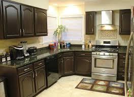 painting inside kitchen cabinets beautiful spray painting kitchen cabinet to give new face to the