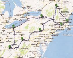 uk trip planner map