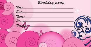 Print Out Birthday Invitations Design Exquisite Free Printable Birthday Invitations Butterfly 68