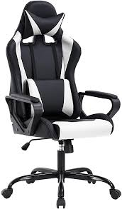 High Back Gaming Chair PC Office Chair Racing ... - Amazon.com