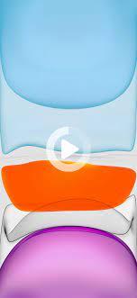Iphone 11 Wallpaper - Rainbow Jelly ...