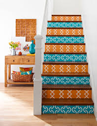 Basement Stairs Decorating 25 Brilliant Ways To Decorate Your Stairs Brit Co