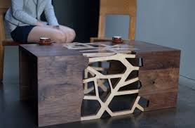 Tables are available in variety of designs and styles. Gradient Matter Modern Wooden Coffee Table Adorable Home