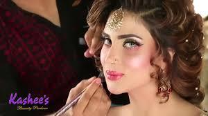 graceful beauty fiza ali in kashees white bridal wear