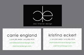 CKE Interior Design Business Cards On Behance Amazing Business Cards Interior Design