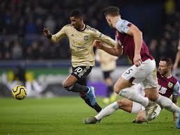 Burnley 0-2 Man Utd REPORT: Marcus Rashford adds to Anthony Martial's  opener - Mirror Online