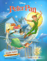 Disney Truyện Tranh Từ Màn Ảnh - Peter Pan