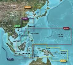 Garmin Bluechart G2 Hd Eastern Asia Regular