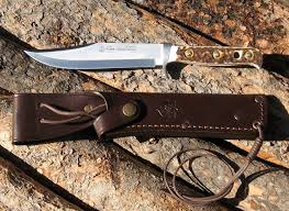 puma knives for sale. review: the puma bowie knife- for jeremiah johnson in all of us.. knives sale