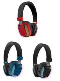 Ihip Bluetooth Headphones Light Up Ihip Rave Pulse Wireless Headphones Bluetooth Headset Ear With Microphone Sd New