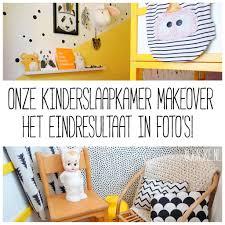 Onze Kinderslaapkamer Makeover Het Eindresultaat In Fotos
