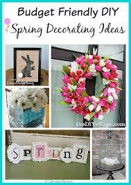 diy dollar spring crafts