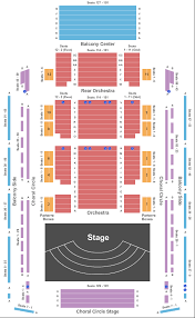 Graton Casino Seating Chart Weill Hall At Green Music Center Seating Chart Rohnert Park