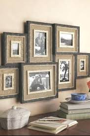 picture frame white collage photo frames wall with regard to distressed india