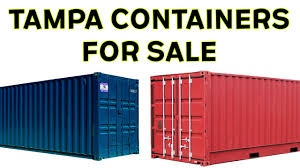 Where To Buy A Shipping Container Shipping Containers For Sale Tampa Watch This Before You Buy