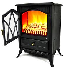 akdy 16 retro style floor freestanding vintage electric stove heater fireplace ak nd