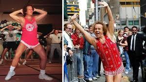 richard simmons workout costume. richard simmons 0812 workout costume