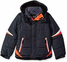 London Fog Puffer Jacket Outerwear Sizes 4 Up For Boys