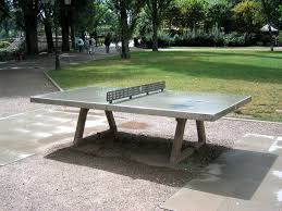 outdoor table tennis perth inspirational build outdoor ping pong table top outdoor designs