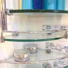 corner glass shelf bathroom corner glass shelf ikea black glass corner shelf units