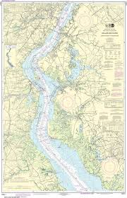 Noaa Nautical Chart 12311 Delaware River Smyrna River To Wilmington