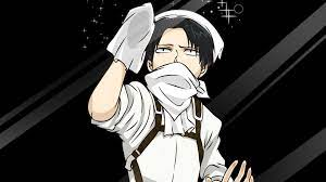 Levi Cleaning Screen Attack on Titan ...
