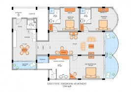 3 bedroom house plans pdf. outstanding 3 bedroom apartment floor plans pdf plan of 3bed room flat picture house