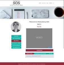 redundancy sos career style notes and the best part is that redundancy sos is delivered via an exclusive members only website all modules including videos materials are available