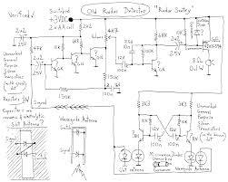 Sens detectors rf radiation radar detector l4130 next gr schematic digital logic circuits lm317