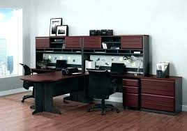 office desk for 2. Double Office Desk 2 Person For Home  Ideas . H