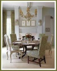 like the idea of mixing up the dining rooms chairs