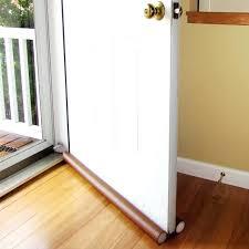 door draft protector new coming brown guard stopper twin door draft dodger energy saving protector window door draft