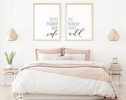 wall pictures for master bedroom