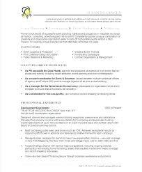 Digital Marketing Resume Examples Marketing Resume Sample Resume