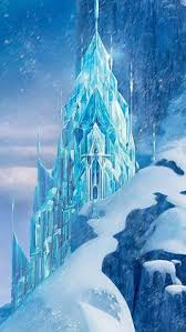 ice castle from frozen