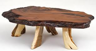 Exceptional Rustic Furniture Redood Coffee Table 1 Gallery