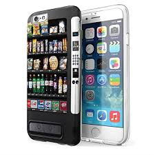 Iphone Vending Machine Gorgeous Amazon Vending Machine IPhone 48 Clear Cover Case Cell Phones