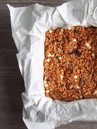 healthy no bake puffed cereal bars