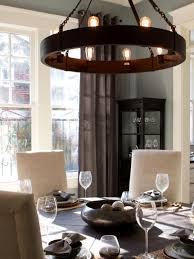 property brothers dining room lighting