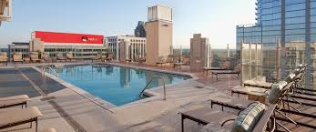 Skyhouse Apartments Terrace. Raleigh North Carolina | Rooftop ...