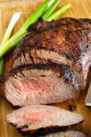 Tri Tip Meat Temperature Chart Easy Seasoned Tri Tip Recipe West Via Midwest